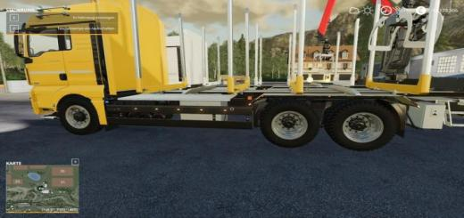 Photo of FS19 – Forst Lkw Man Mp V1.2.6