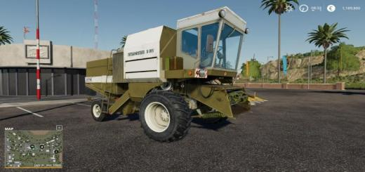 Photo of FS19 – Fortschritt E514 V1