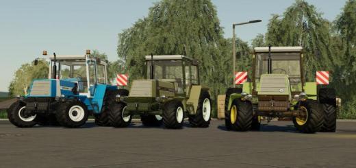 Photo of FS19 – Fortschritt Zt 320-323-A Tractor V1