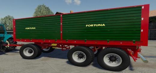 Photo of FS19 – Fortuna K270 Trailer V1