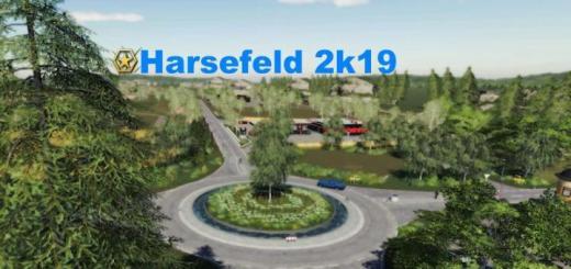 Photo of FS19 – [Fsm] Harsefeld2K19 Map V1