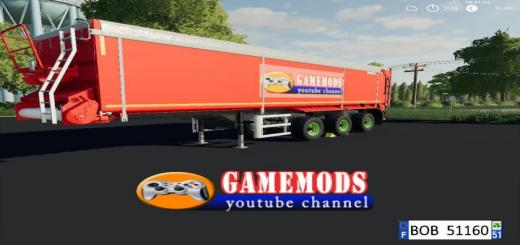 Photo of FS19 – Gamemods Trailer V1.0.0.2