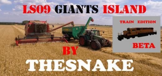 Photo of FS19 – Giants Island 09 Map V1.0.6