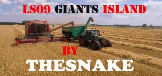 Photo of FS19 – Giants Island Ls09 V1.0.5