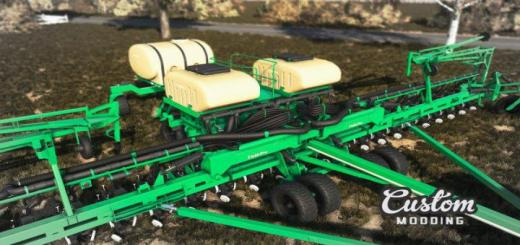 Photo of FS19 – Great Plains Yp2425A With Fertilizer Tank Sml1000 V1