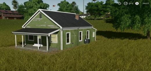 Photo of FS19 – Green Farm House V1