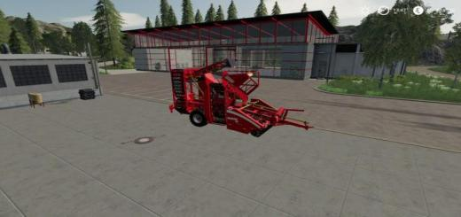 Photo of FS19 – Grimme Rooster 604 V1