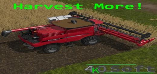 Photo of FS19 – Harvest More V1