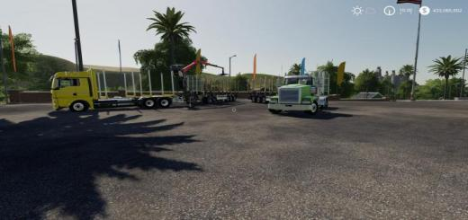 Photo of FS19 – Haulage Pack V1