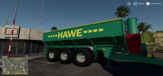 Photo of FS19 – Hawe Ulw 5000 V1