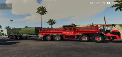 Photo of FS19 – Holmer Variant 595 V1