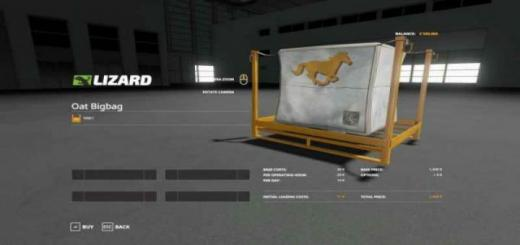 Photo of FS19 – Horse Food Placeable V1.0.0.4