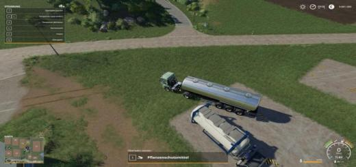 Photo of FS19 – Hot Fillable Tanks V1.1