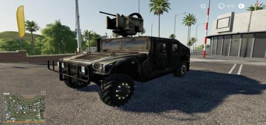 Photo of FS19 – Humvee Tactical V1