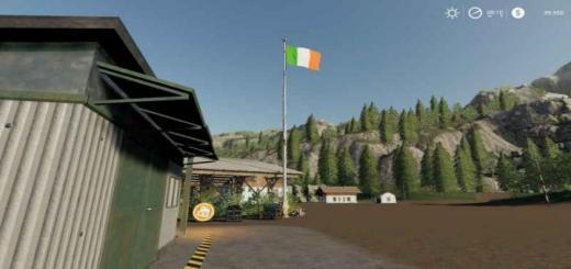 Photo of FS19 – Ireland Flag V1