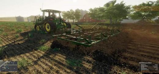Photo of FS19 – John Deere 1600 Chisel Plow V1