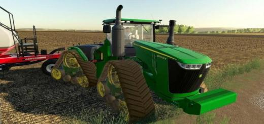 Photo of FS19 – John Deere 9Rx Beta V0.1