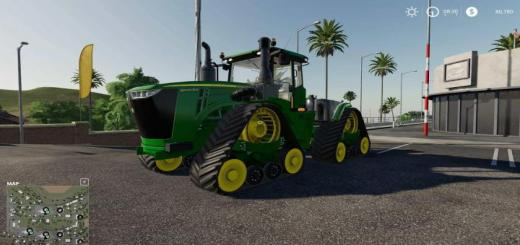 Photo of FS19 – John Deere 9Rx Tractor V1