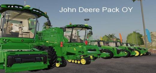Photo of FS19 – John Deere Pack Oy Mp V19.5