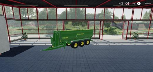 Photo of FS19 – John Deere Tx430 V1.1