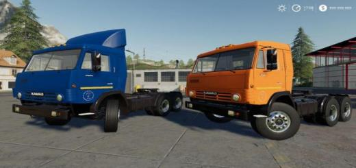 Photo of FS19 – Kamaz 5410 Truck V1