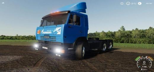 Photo of FS19 – Kamaz 54115 Truck V3