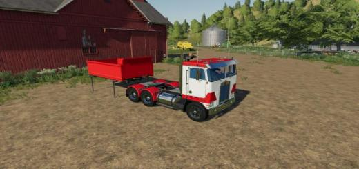 Photo of FS19 – Kenworth K100 Daycab V1