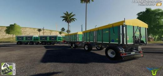 Photo of FS19 – Kroeger Pack By Bonecrusher6 V1.1