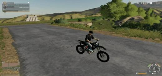 Photo of FS19 – Ktm Dirtbike V1