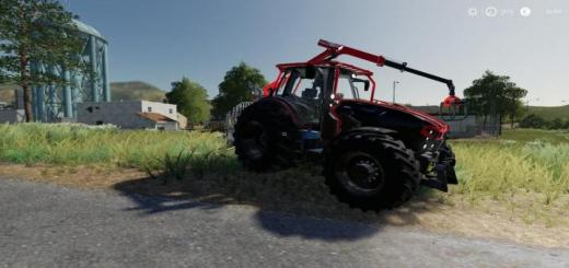 Photo of FS19 – Lamborgin Forst Tractor V1