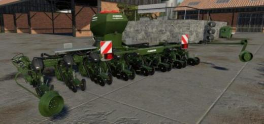 Photo of FS19 – Lemken Azurit 9 Fsm-Edition V1