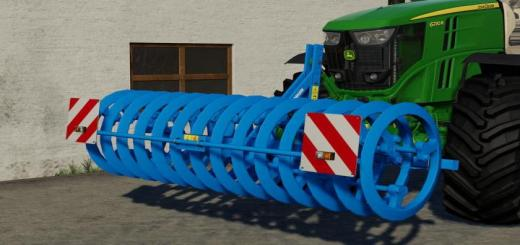 Photo of FS19 – Lemken Variopack 110 Fep 300-90 V1
