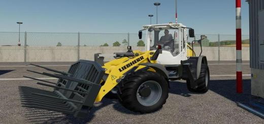 Photo of FS19 – Liebherr L538 V1