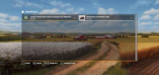 Photo of FS19 – Liquid Fertilizer Tank Placeable V1.0.0.4