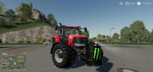 Photo of FS19 – Lizard Weight 550 Monster Edition V1