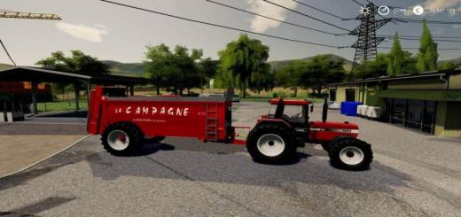 Photo of FS19 – Mach 1 Trailer V1
