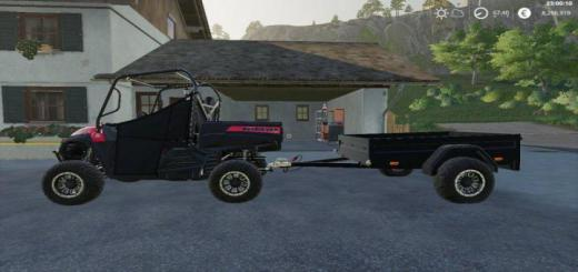 Photo of FS19 – Mahindra Trailer