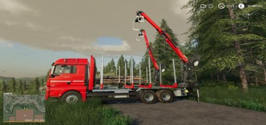Photo of FS19 – Man Forst Lkw V1.2.5