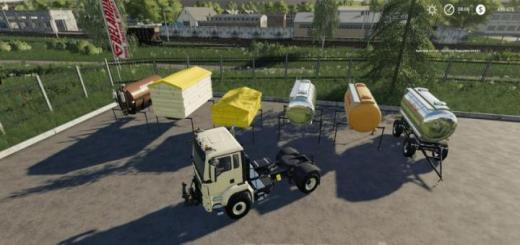 Photo of FS19 – Man Tgs 18.500 4X4 Modul V1