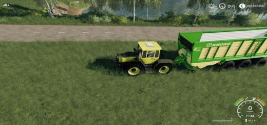 Photo of FS19 – Mb Trac 1800 Intercooler V1.2B
