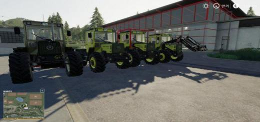 Photo of FS19 – Mb Track 700-900Er Serie Beta
