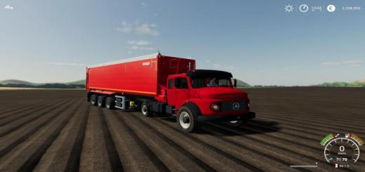 Photo of FS19 – Mercedes-Benz 1519 V1
