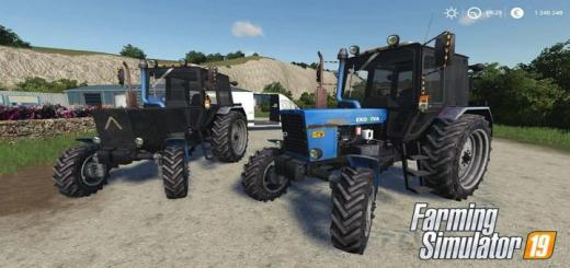 Photo of FS19 – Mtz-82.1 Belarus V1