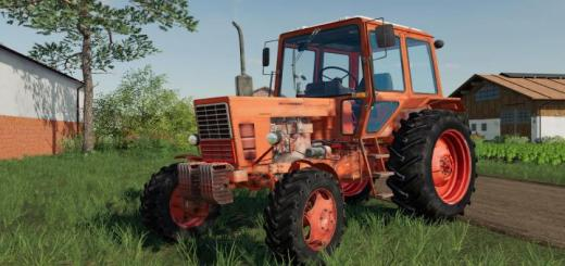 Photo of FS19 – Mtz 82 Tractor V1