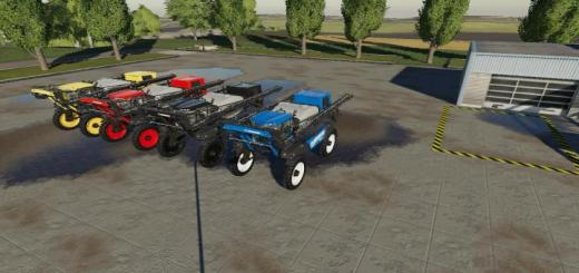 Photo of FS19 – New Holland Sp 400 F V1