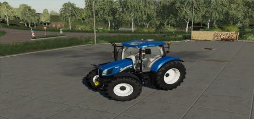 Photo of FS19 – New Holland T6 V1.1
