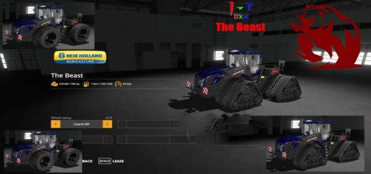 Photo of FS19 – New Holland T9 The Beast V1