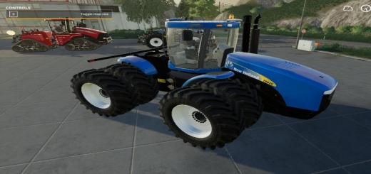 Photo of FS19 – New Holland T9000 Series V1