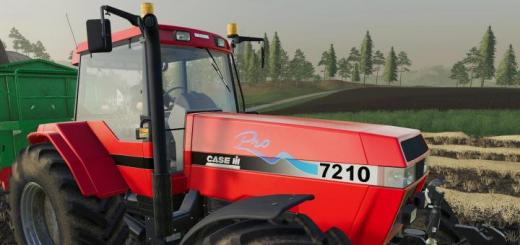 Photo of FS19 – New Load/run Sound For Case Ih Magnum 7200 Pro Series V1