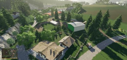 Photo of FS19 – Niederbayern Map V1.5